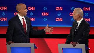 Democratic debates in Detroit