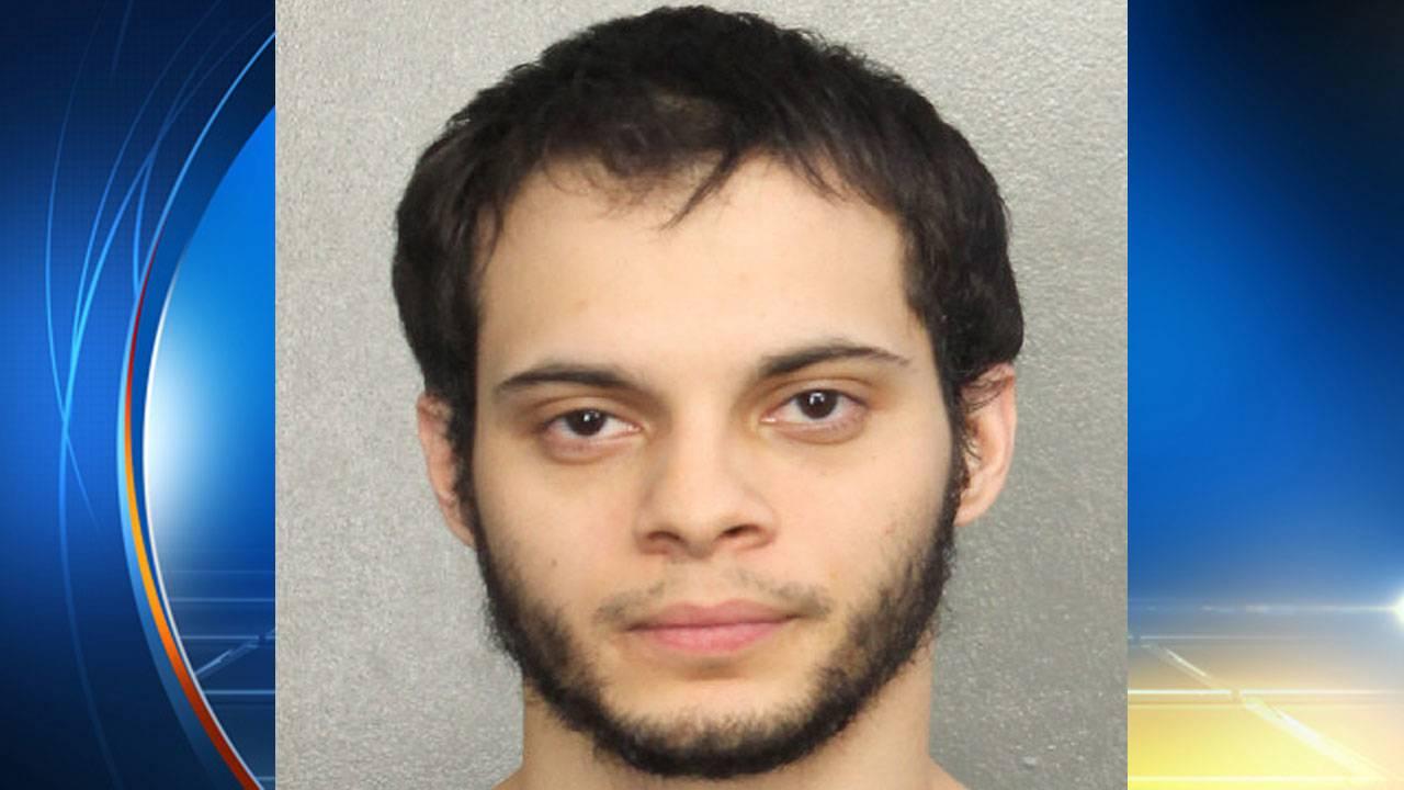 Esteban Santiago arrest photo