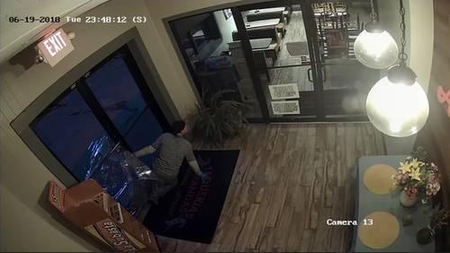 2 men suspected of burglarizing multiple area businesses