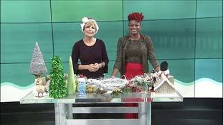 Thrifted Christmas Decorations with Prissy King | River City Live