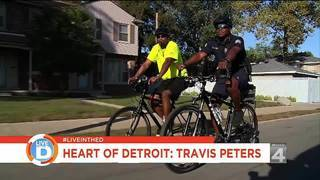 Pedal For Peace With Travis Peters