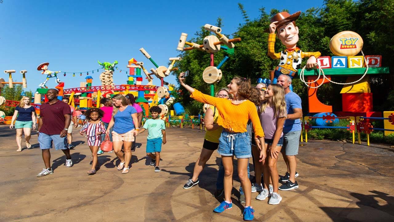 Toy Story Land at Disney's Hollywood Studios, Walt Disney World _1556218756942