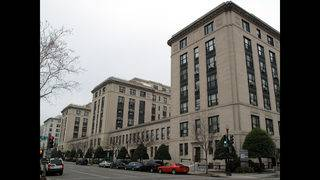 Watchdog: GSA official had sex on roof of agency's HQ