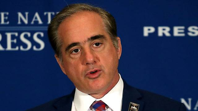 Shulkin says he was fired. White House said he resigned....