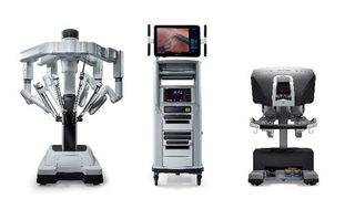 Meet, test-drive, name new Memorial Hospital surgical robot