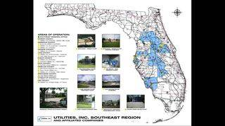 Water rates triple for some Central Florida families