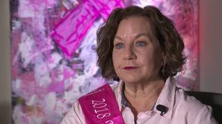 Breast cancer survivor says checkups saved her life