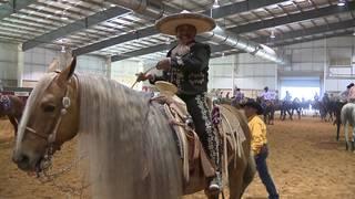 Fiesta events for April 21: Fiesta Arts Fair, Day in Old Mexico & Charreada