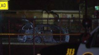 Charred car found in Miami Gardens was vehicle sought in connection with&hellip&#x3b;