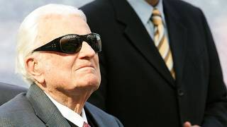 US presidents mourn death of Billy Graham