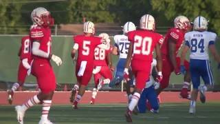 WATCH: Judson's Sincere McCormick and Kevin Wood touchdown's against&hellip&#x3b;