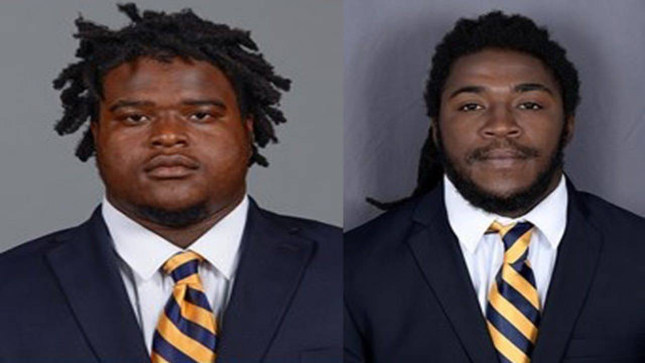 Mershawn Miller and Anthony Jones