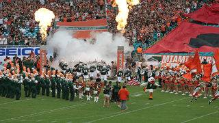 Kickoff time set for Hurricanes game against FIU
