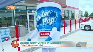 You're invited to Circle K's grand opening event special