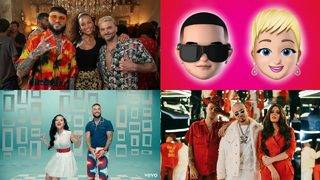 J Balvin, Maluma, Marc Anthony, Becky G &amp&#x3b; More Drop Infectious New&hellip&#x3b;