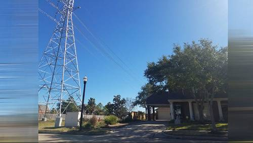 Pearland homeowners say they were blindsided with CenterPoint's massive tower upgrade