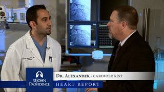 Dr. Alexander on risks, treatments for peripheral artery disease