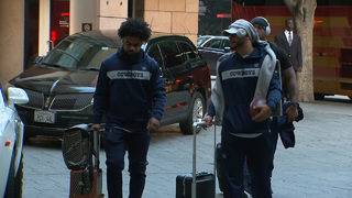 Cowboys arrive in Los Angeles for division round tilt with Rams