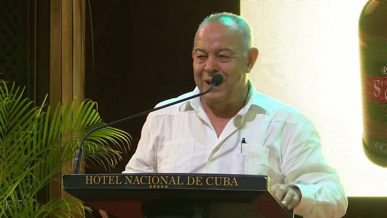 Juan Gonzalez,Corporación Cuba Ron's president