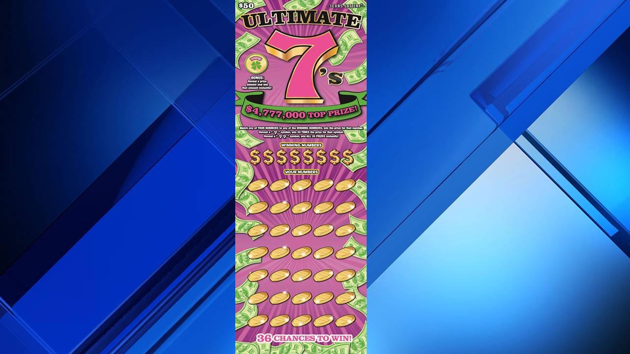 ultimate 7s scratch off