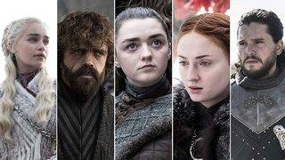 PHOTOS: How your favorite 'Game of Thrones' stars have changed since&hellip&#x3b;