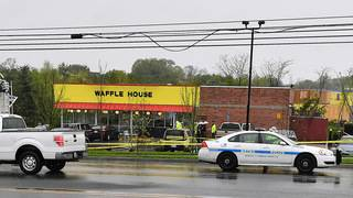 Nashville mayor calls for stricter gun control after Waffle House shooting