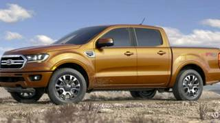 Select 2019 Ford Rangers recalled due to transmission