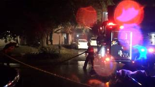 1 adult, 1 child dead and 3 injured in Spring house fire