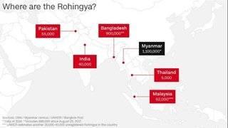 Report claims Rohingya militant group massacred nearly 100 Hindus