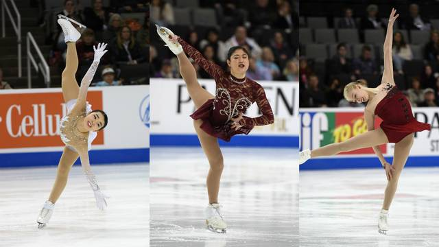2018 Winter Olympic Games in PyeongChang: USA Figure ...