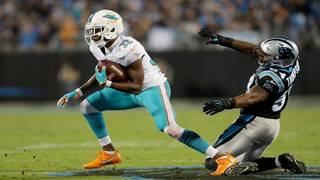 Dolphins RB Kenyan Drake excited to play with Frank Gore