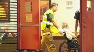 Fire at Plantation nursing home leaves 1 'badly burned'