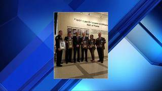Former North Miami Beach Police Chief William Berger inducted into Hall of Fame