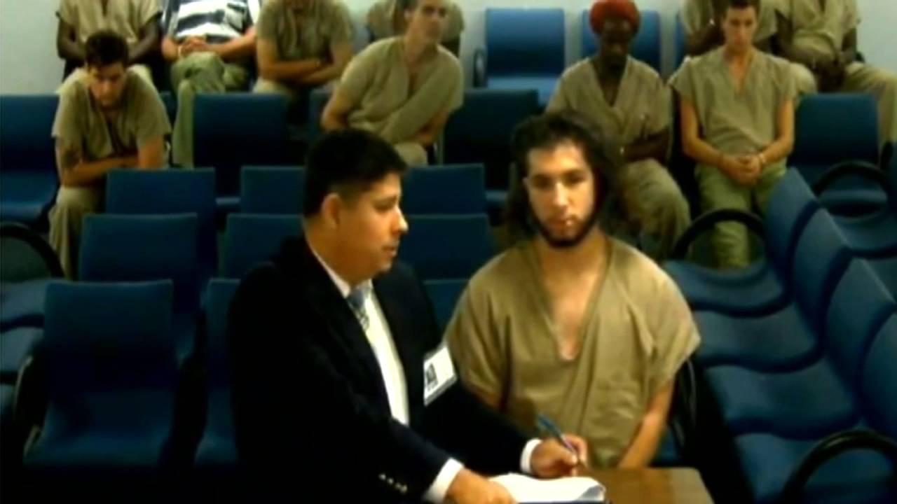 Jorge Martinez in bond court