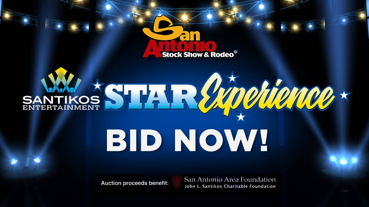 Santikos Super Star 2019 Experience Bid On Rodeo And