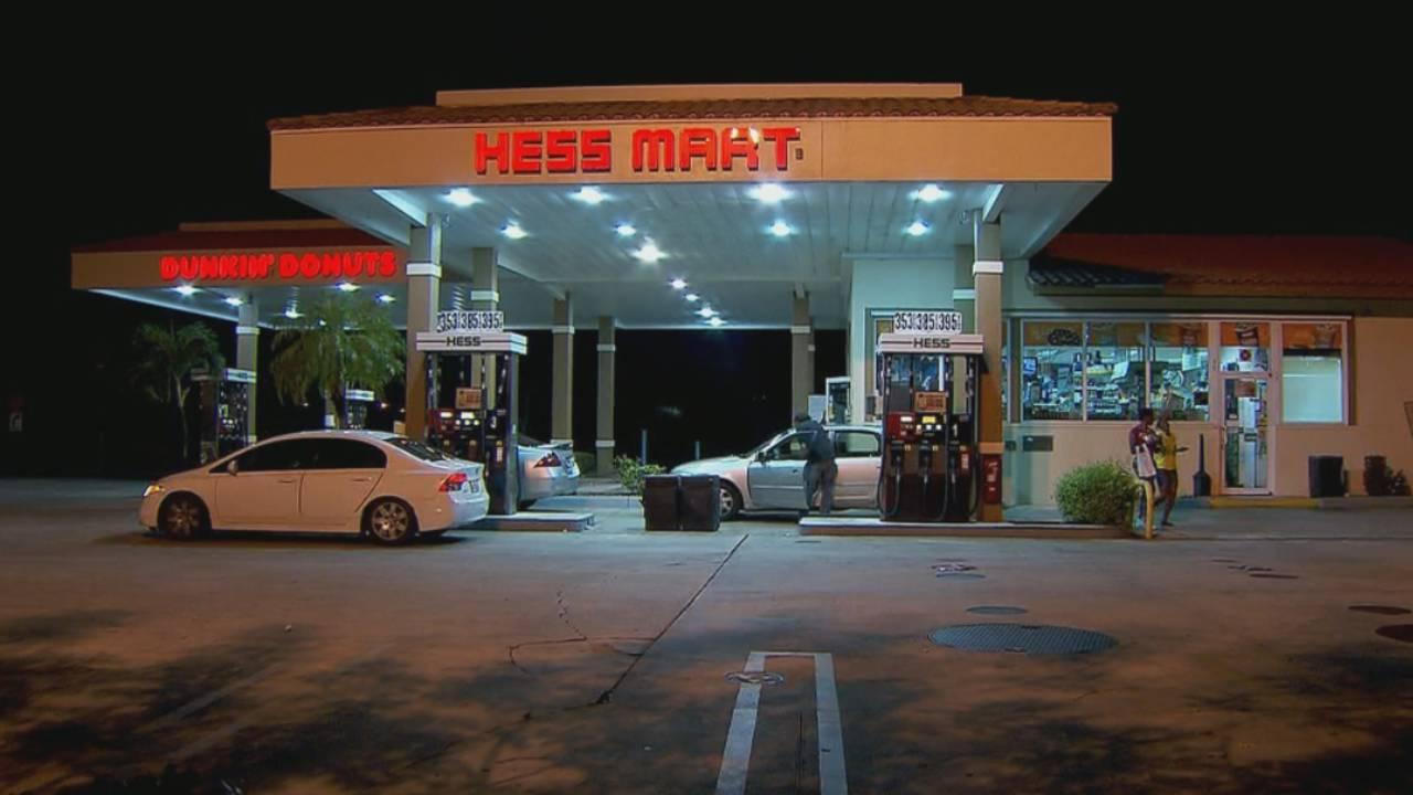Police seek suspect who shot at car after argument