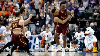 No. 11-seed Loyola of Chicago upsets sixth-seeded Miami