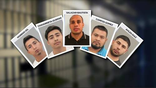 18 victims found held against their will for labor, sex, HPD chief says