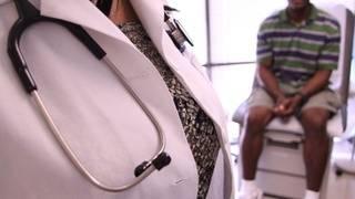 Pediatrician: 'Flu just spread like wildfire'