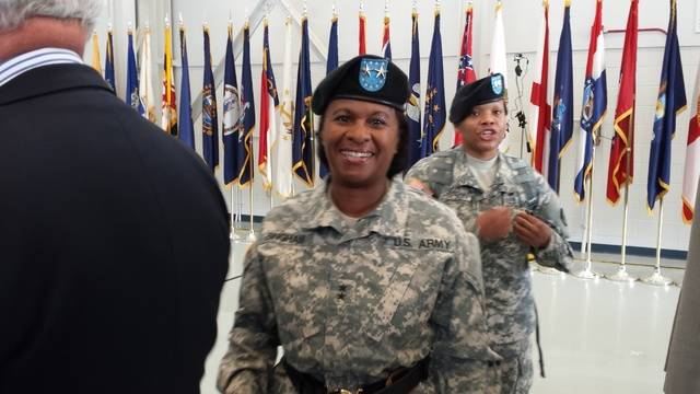 TACOM welcomes first female commander
