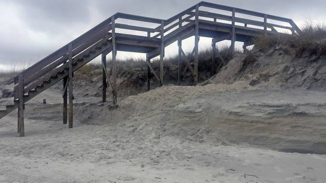 Dune-tunnel
