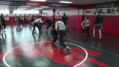 St. John's HS wrestling program building a legacy