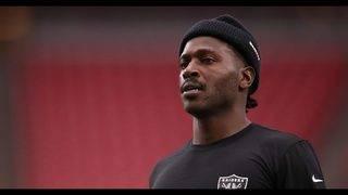 Nike says Antonio Brown is no longer 'a Nike athlete'