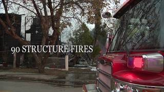 Chilly weather sparks house fire concerns