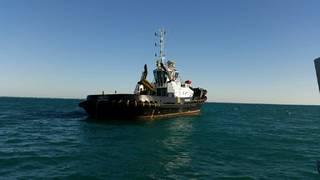 Cuban tugboat disabled off coast of Marathon heads home