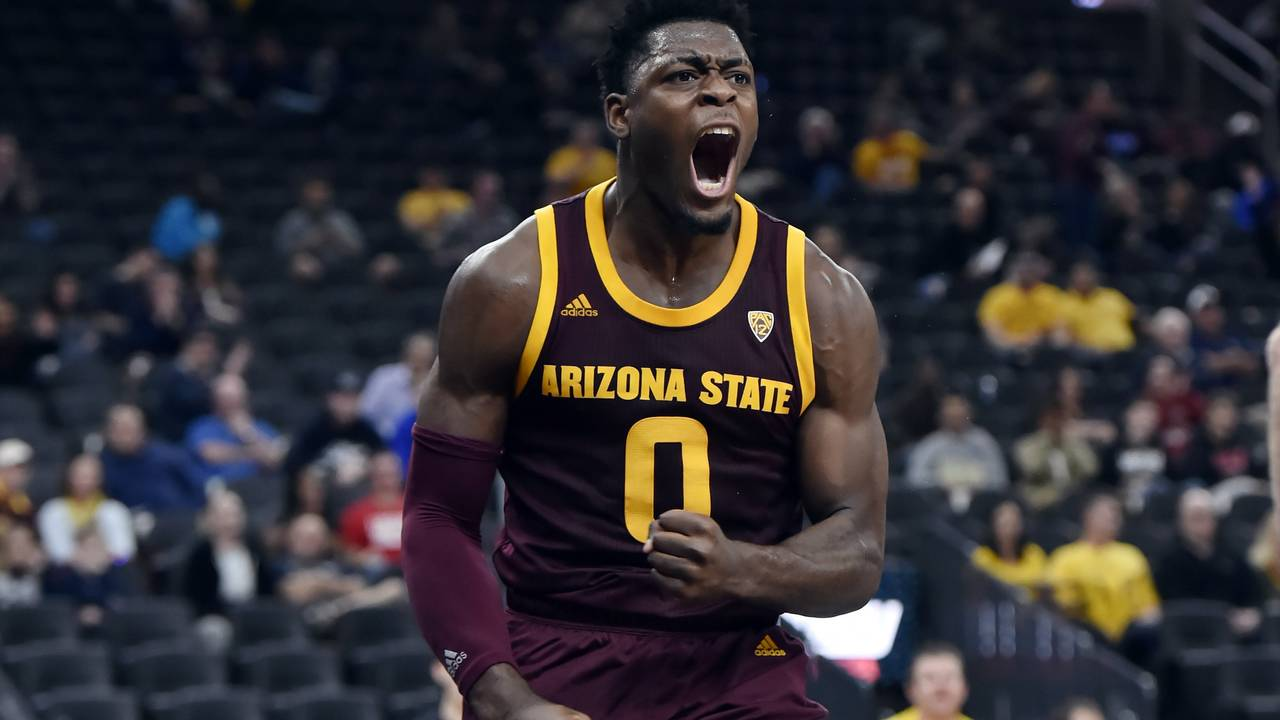 Luguentz Dort Arizona State basketball 2018