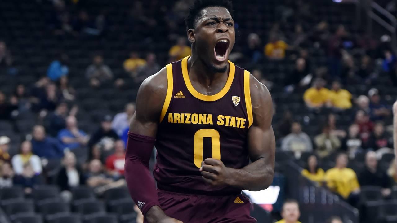 Luguentz Dort Arizona State basketball 2018