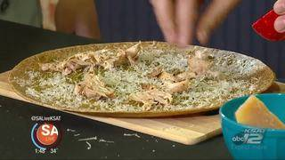 Tasty Pizza Recipe with a Healthy Twist