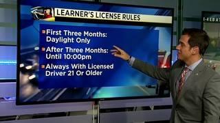 Ask Trooper Steve: Rules for learner's license