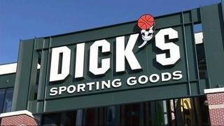 Dick's Sporting Goods sticking with gun policy